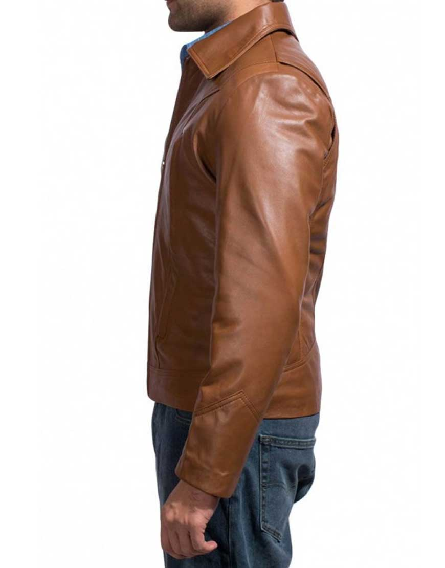 x-men days of future past leather jacket