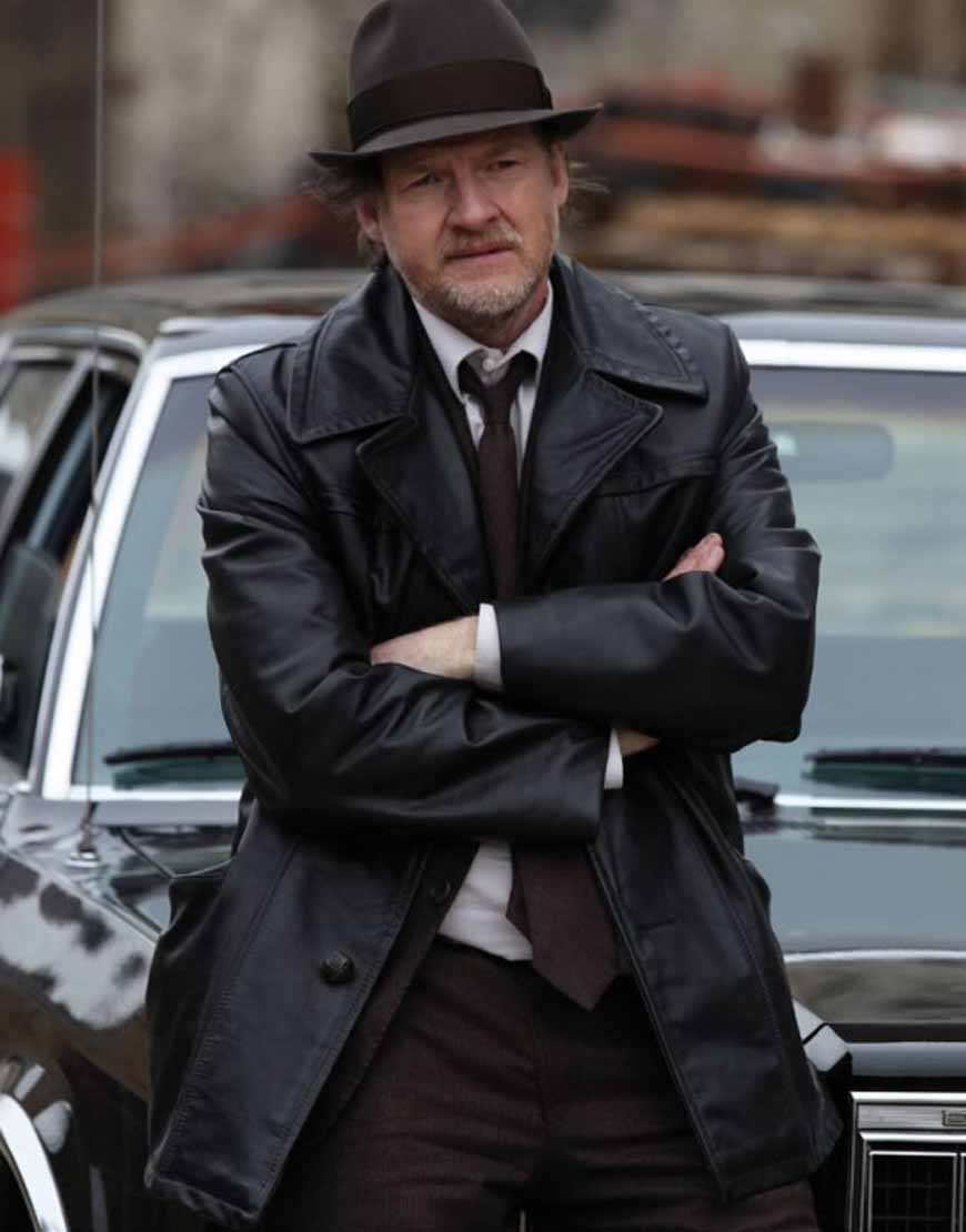 harvey bullock leather jacket
