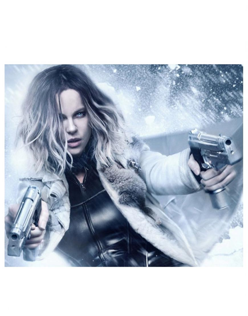 underworld blood wars kate beckinsale coat