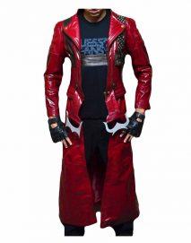 demon slayer leather costume