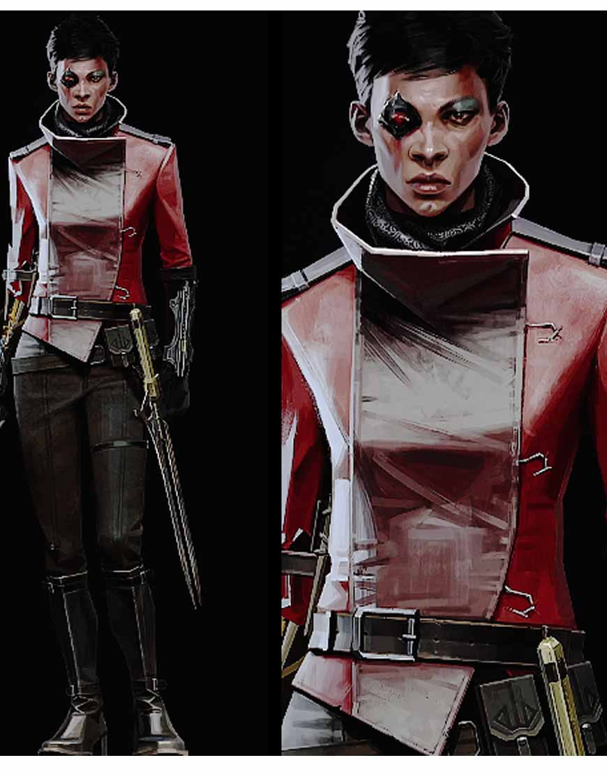 dishonored billie lurk jacket