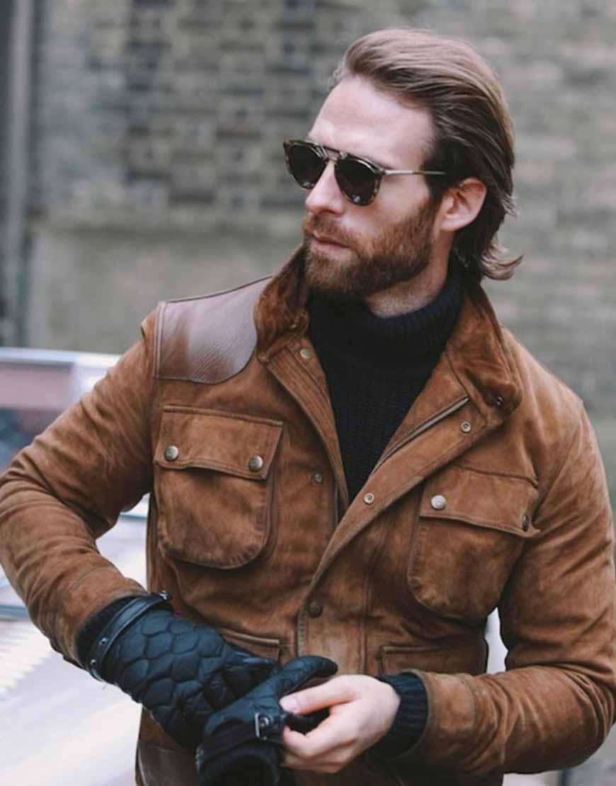 Brown Craig Mcginlay Jacket