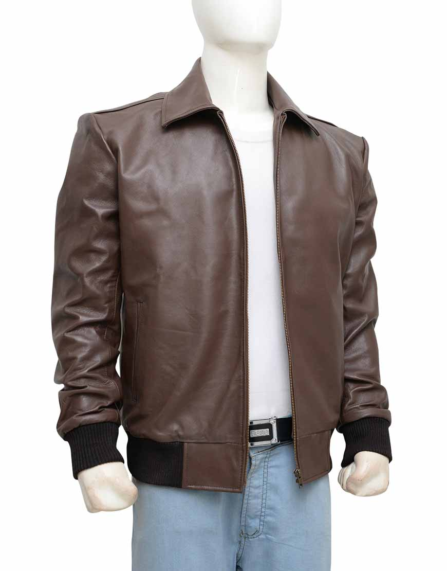 fonzie leather jacket