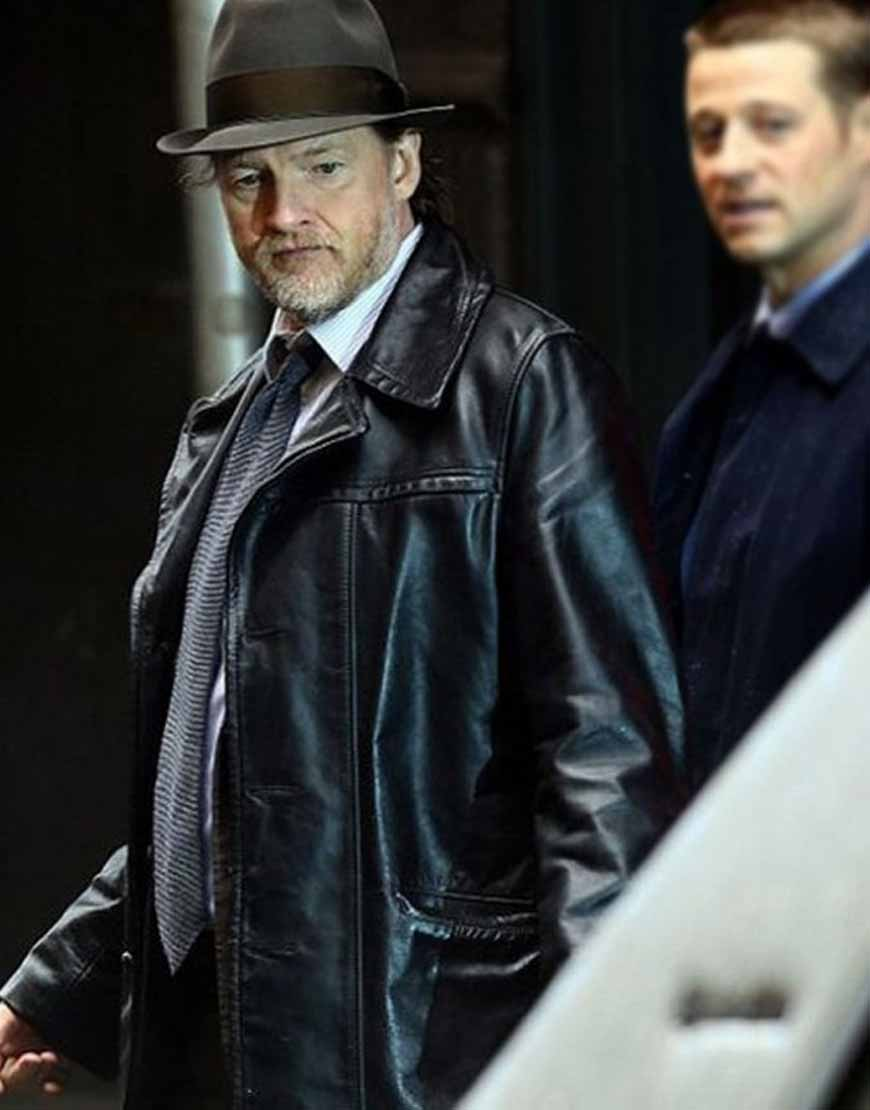 harvey bullock jacket
