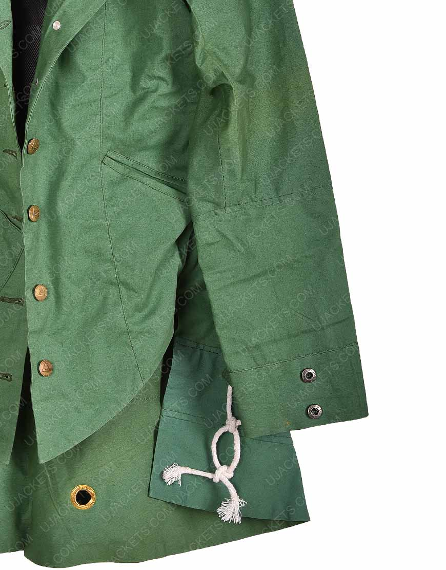 Wanda Maximoff Leather Jacket
