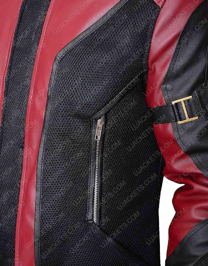 Jeremy Renner Avengers Coat