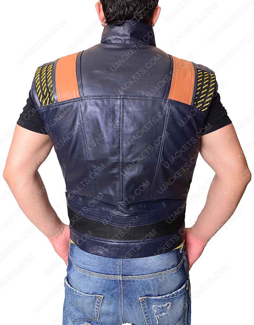 black panther vest