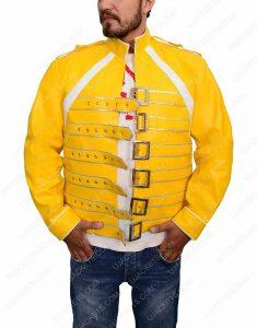 freddie mercury leather jacket