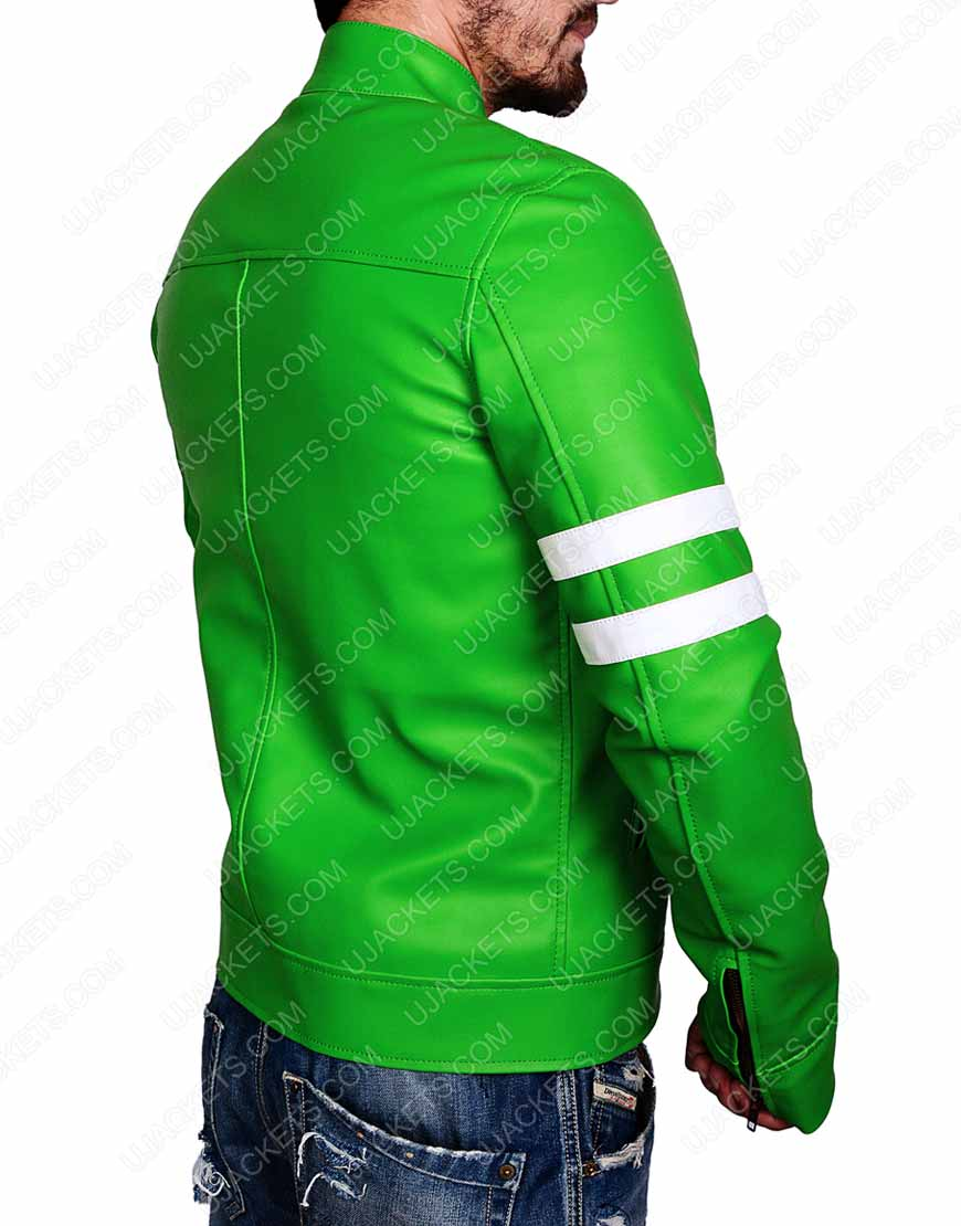 ben 10 alien swarm jacket