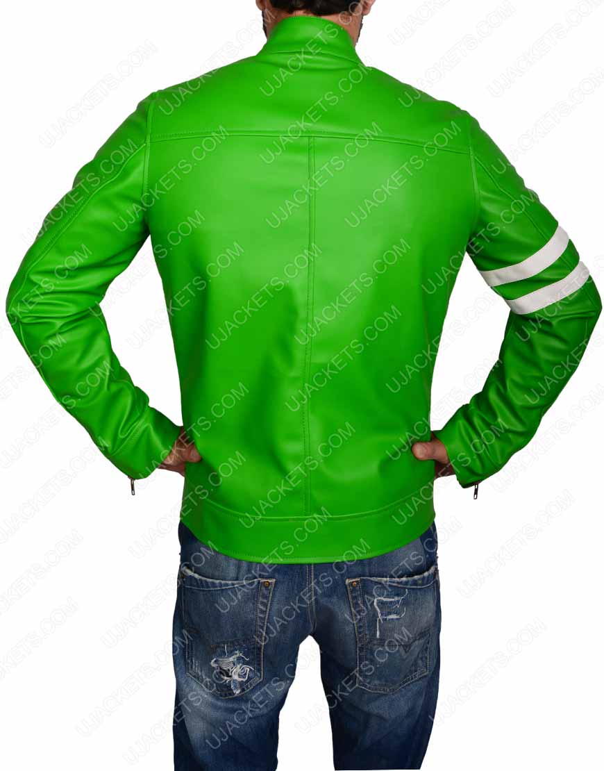 ben 10 leather jacket