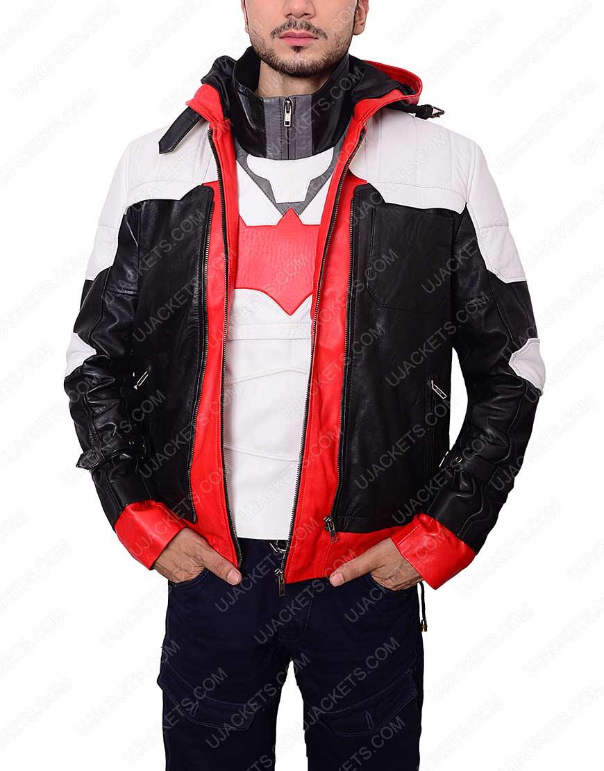 batman arkham knight hoodie