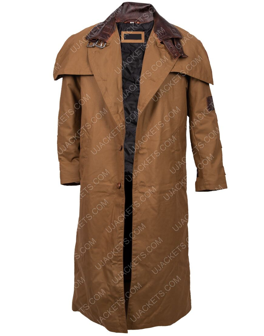Hellboy 2 Leather Coat