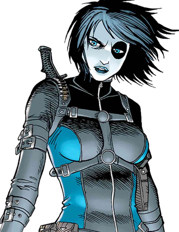 Marvel Domino jacket