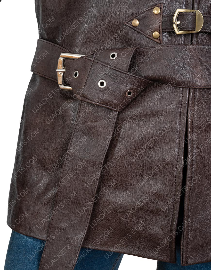 Jerome Flynn Game Of Thrones Leather Jacket