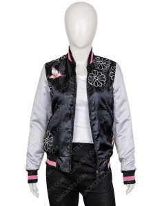 Karolina Dean Runaways Virginia Bomber Jacket