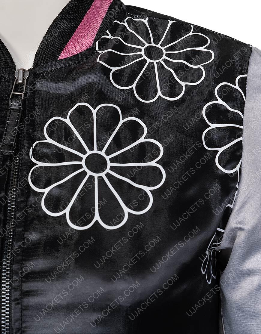 Karolina Runaways Virginia Gardner Bomber Jacket