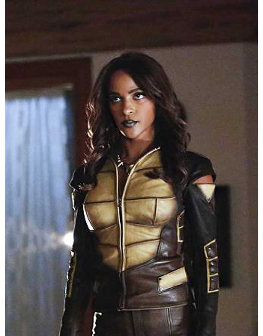 legends of tomorrow vixen jacket
