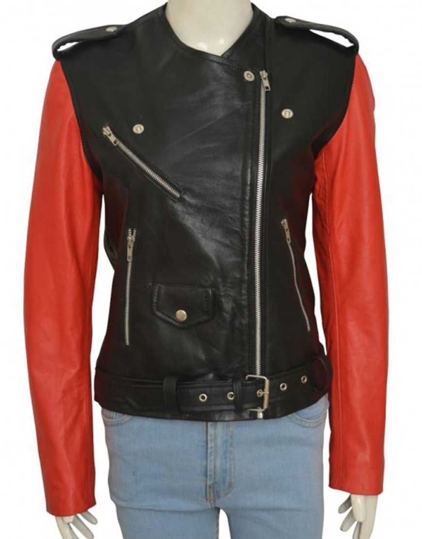 hailey baldwin jacket