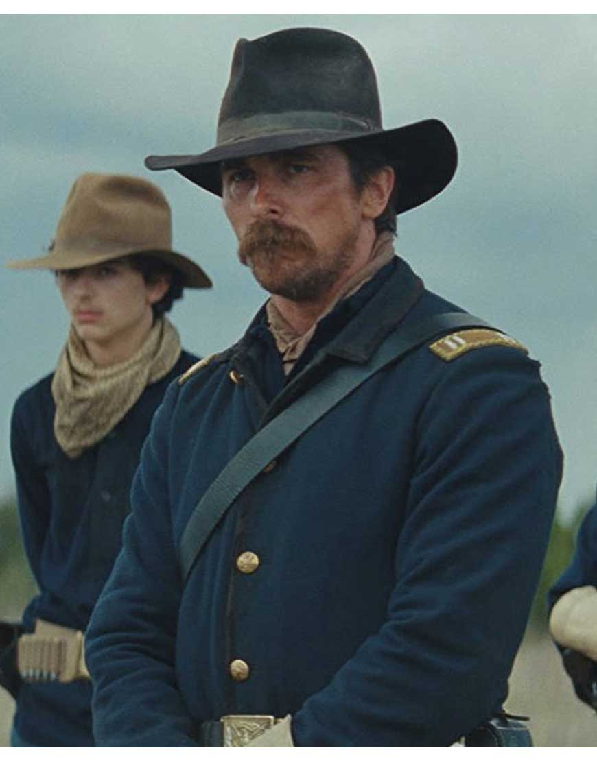 christian bale hostiles jacket