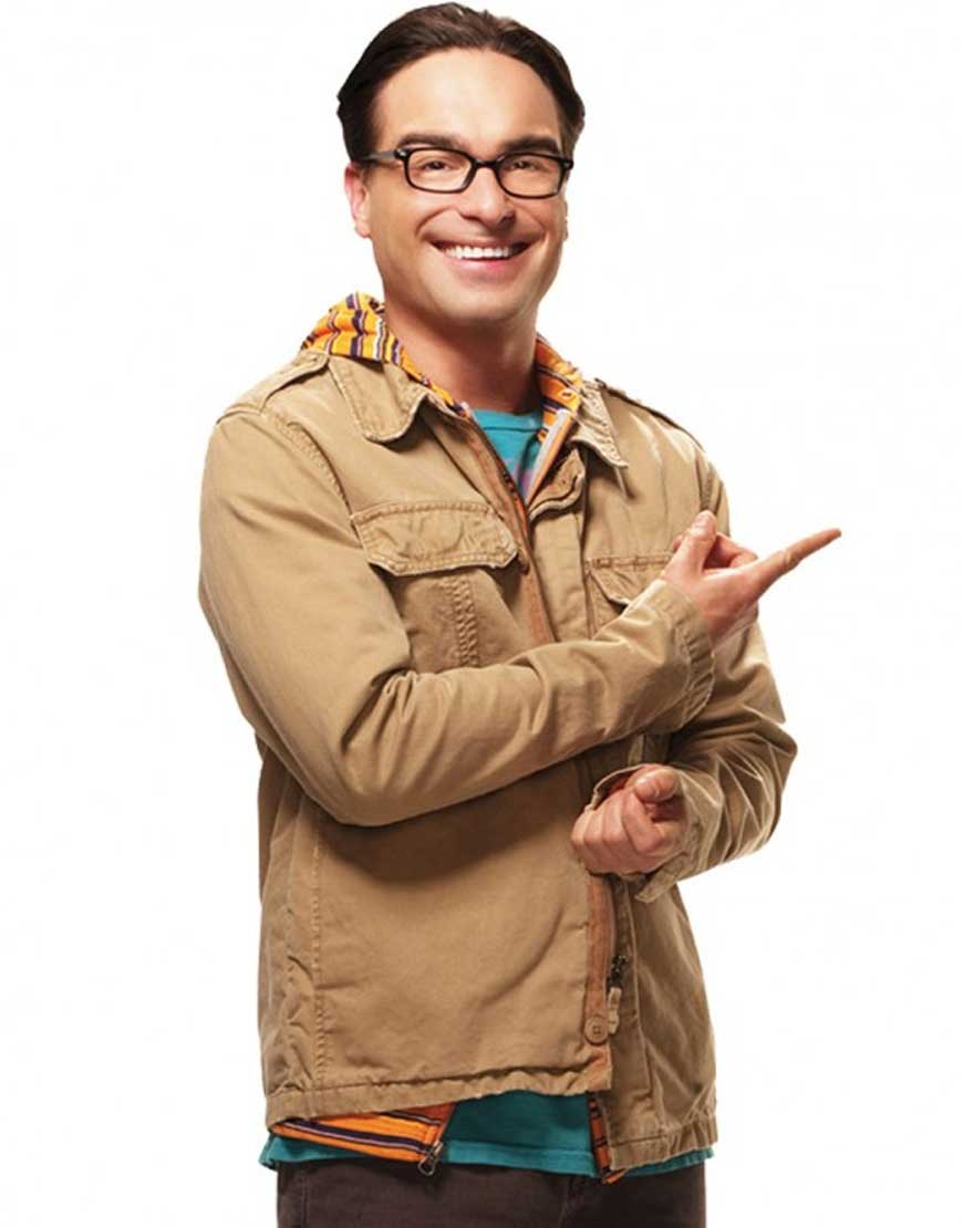 the big bang theory leonard jacket