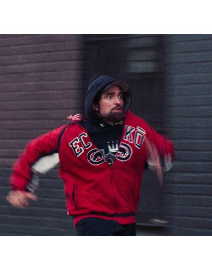 good time robert pattinson jacket