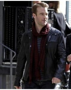 james van der beek jacket
