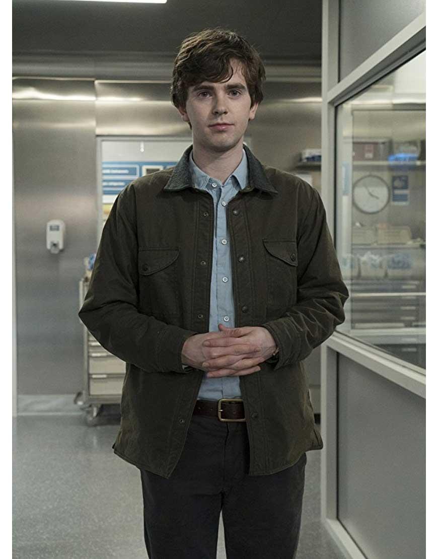 the good dr shaun murphy jacket