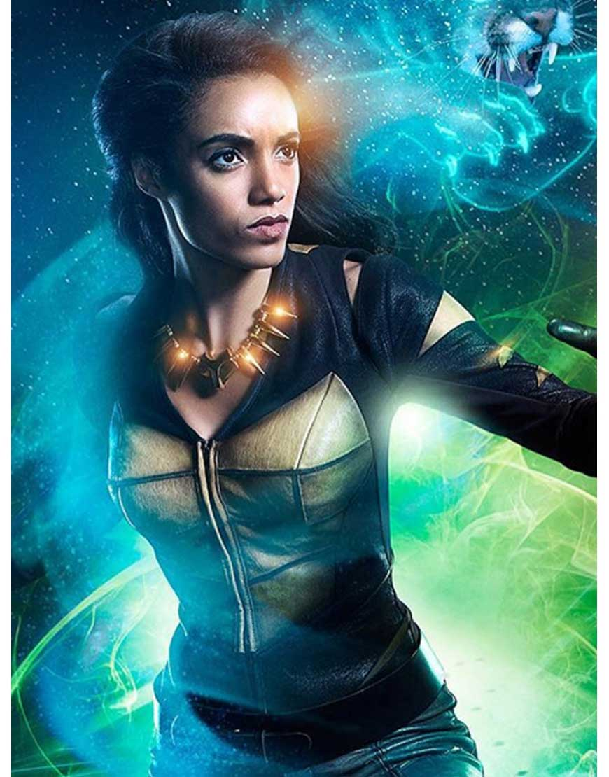 vixen legends of tomorrow jacket