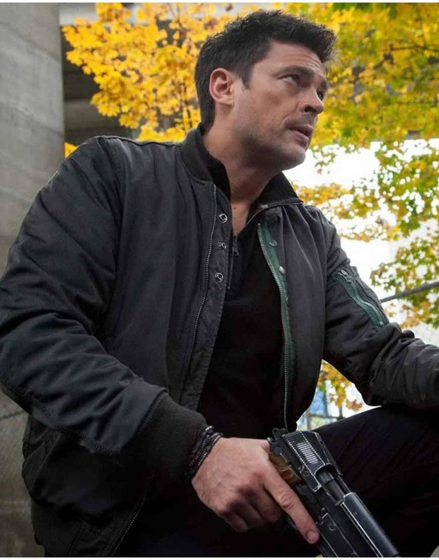 detective john kennex jacket
