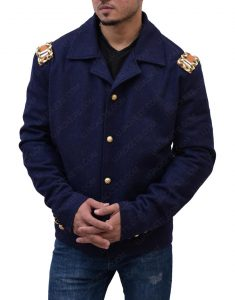 Uniform Christian Bale Jacket