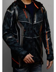 tony stark hoodie