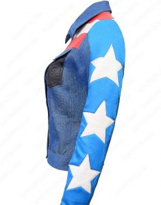 miss america denim jacket
