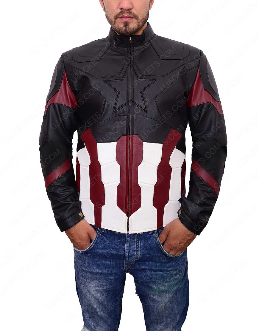 America: Infinity War Captain America Jacket