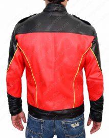tim drake leather jacket