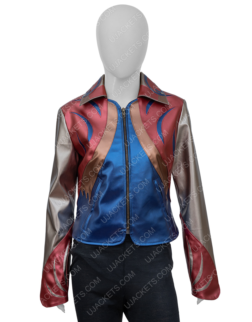Britt Robertson Sophia Marlowe Girl Boss Leather