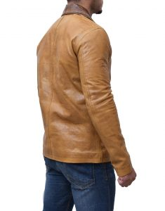 Brown Red Dead Redemption 2 Brown Mortyclye Leather Jacket