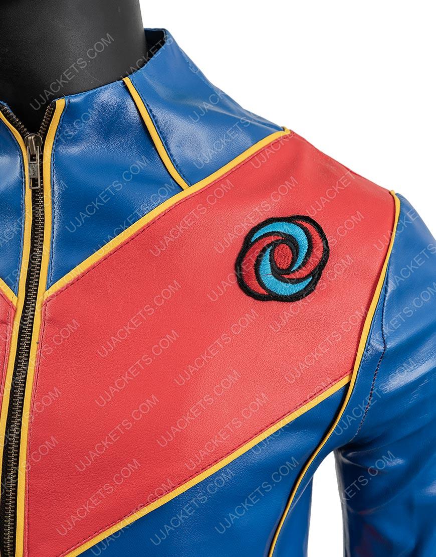 Cooper Barnes CLeather Jacket