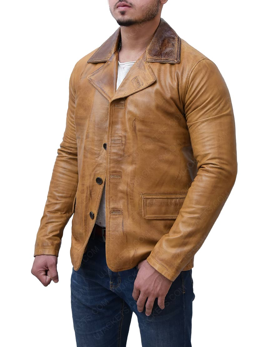Redemption 2 Leather Jacket