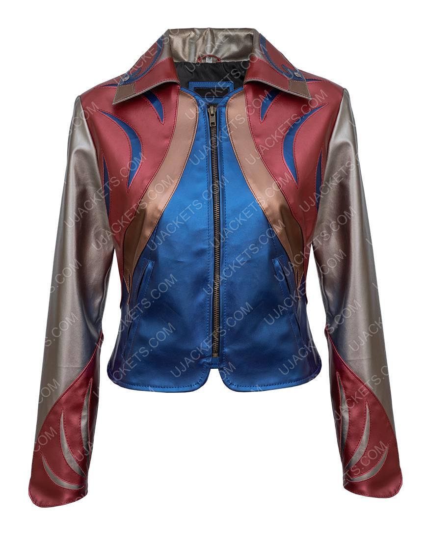 Sophia Marlowe Girl Boss East West Leather Jacket