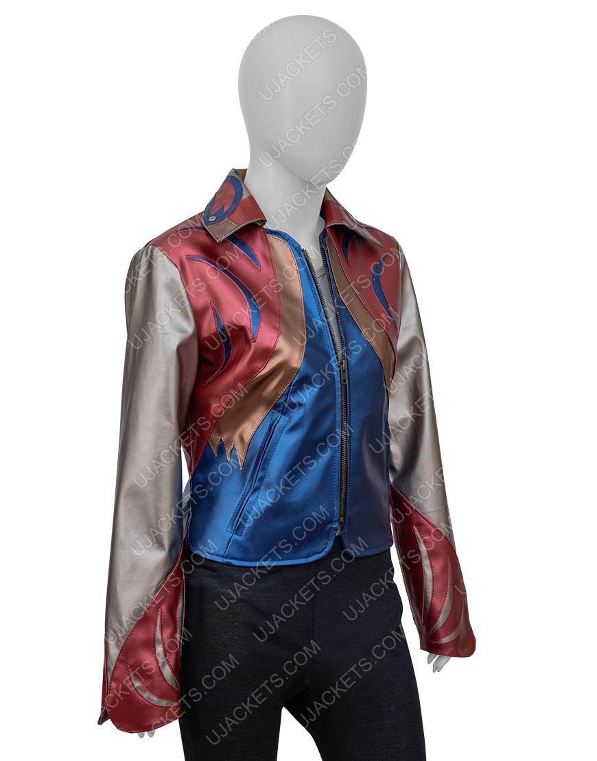 Sophia Marlowe Girl Boss Leather Jacket