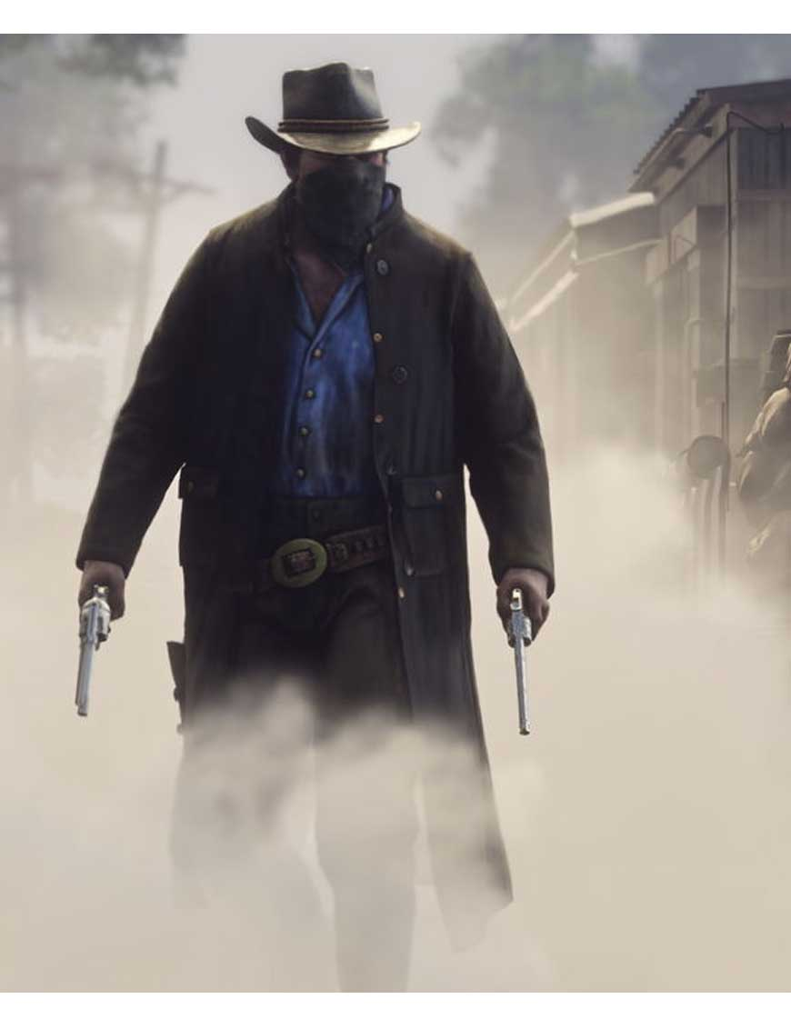 red dead redemption ii coat