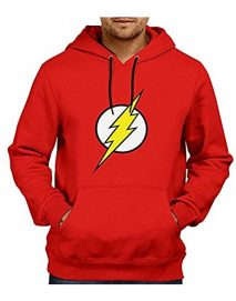 Red The Flash Hoodie