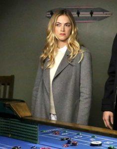 maria bello jack sloane coat