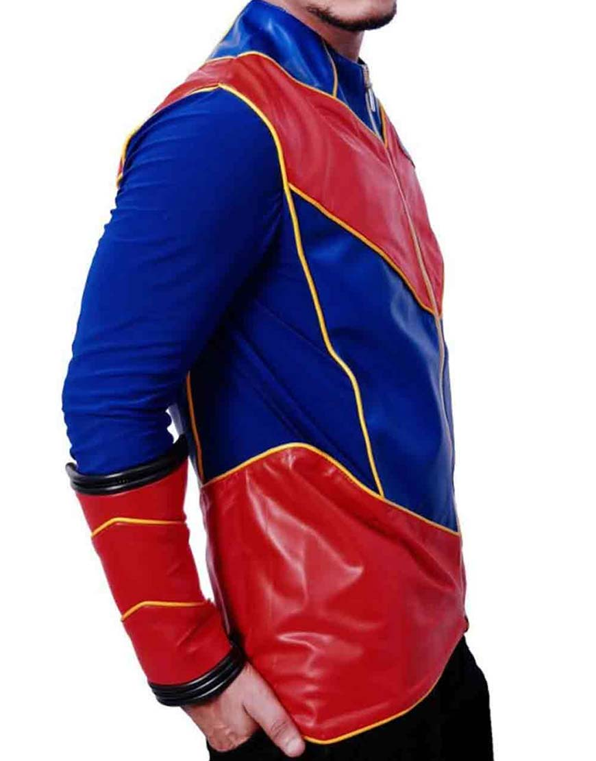 henry danger leather jacket