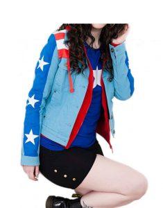 miss america jeans jacket