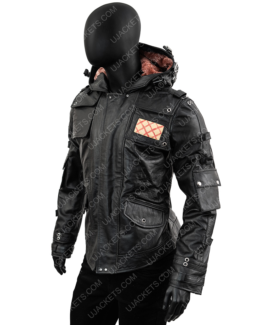 Battlegrounds Playerunknowns Leather Jacket
