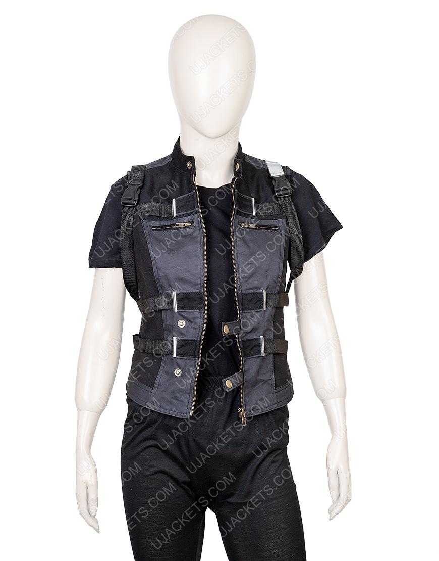 Scarlett Johansson Black Widow Infinity War Natasha Romanoff Vest