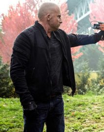 Crisis On Earth X Dominic Purcell Jacket