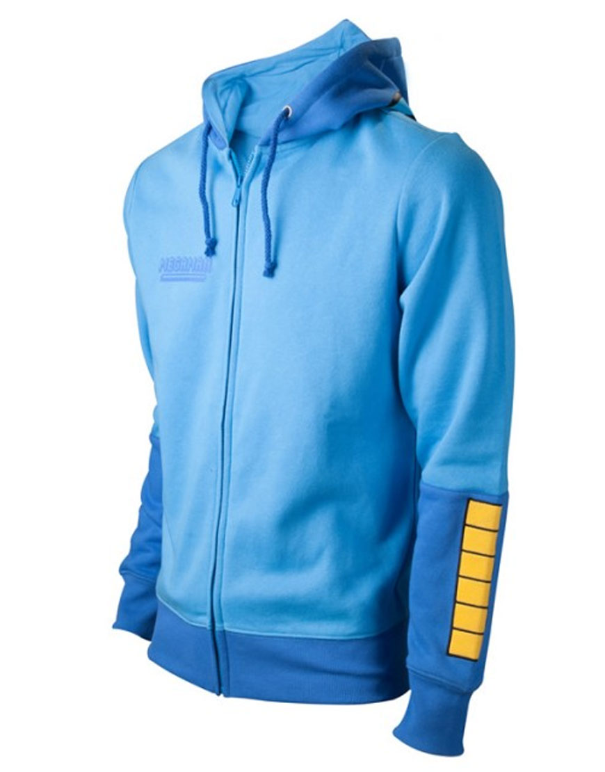 mega man cotton hoodie