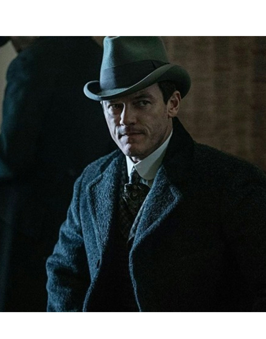 The Alienist John Moore Coat